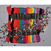 Basics 36/Pkg - Zenbroidery Stitching Trim Pack