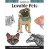 Lovable Pets Coloring Book - Design Originals