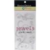 Silver - Bling Self-Adhesive Pearl Swirls 468/Pkg