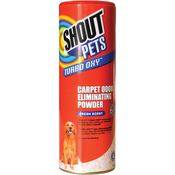 Shout Carpet Odor Eliminator Powder For Pets 24oz