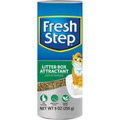 Aids In Training - Fresh Step Litter Box Attractant 9oz
