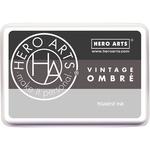 Vintage Metallic Steel - Hero Arts Ombre Ink Pad
