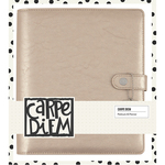 Platinum Carpe Diem Empty A5 Planner - Simple Stories