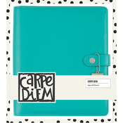 Aqua Posh Carpe Diem A5 Planner Boxed Set - Simple Stories