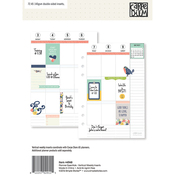 Planner Essentials Vertical Format Weekly Inserts - Simple Stories