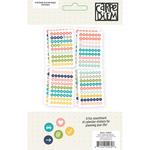 Posh Calendar Stickers - Simple Stories