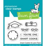 Smart Cookie Clear Stamps - Lawn Fawn