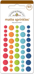 Assortment Matte Sprinkles - Puppy Love - Doodlebug