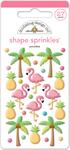 Paradise Shape Sprinkles - Doodlebug