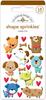 Puppy Love Shape Sprinkles - Doodlebug