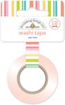 Tutti Frutti Stripe Washi Tape - Doodlebug