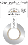 Cats Meow Washi Tape - Doodlebug