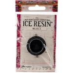 Antique Silver - Ice Resin Milan Bezels Closed Back Circle Medium