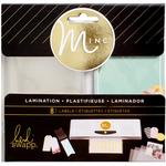 """Color - Minc Lamination Labels 3.5""""X2.5"""" 8/Pkg"""