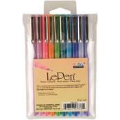 Assorted Colors - Le Pen Bright Set 10/Pkg