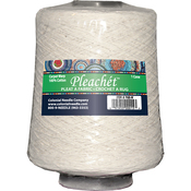 1lb Cone - Pleachet Carpet Warp