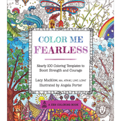Color Me Fearless - Race Point Publishing Books