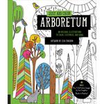Just Add Color - Arboretum - Rockport Books