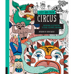 Just Add Color - Circus - Rockport Books