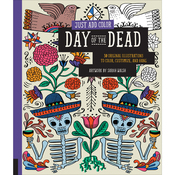 Just Add Color - Day Of The Dead - Rockport Books