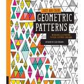Just Add Color - Geometric Patterns - Rockport Books