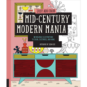 Mid Century Modern Mania - Rockport Books