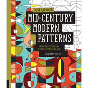 Mid Century Modern Patterns - Rockport Books