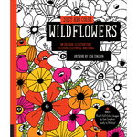 Just Add Color - Wildflowers - Rockport Books
