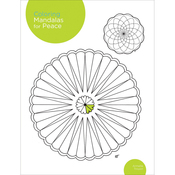 Coloring Mandalas For Peace - Rockport Books
