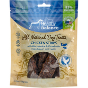 Chicken Strips Hip & Joints - Healthy Balance Dog Treats 4.5oz