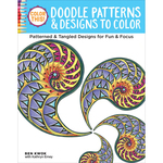Color This! Doodle Patterns & Designs - Design Originals