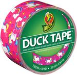 "Unicorns - Patterned Duck Tape 1.88""X10yd"
