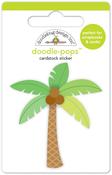 Paradise Palm Tree Doodlepop - Doodlebug