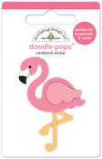 Pink Flamingo Doodlepop - Doodlebug