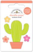 Desert Flower Doodlepop - Doodlebug