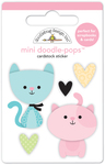 Bitty Kitties Doodlepop - Doodlebug
