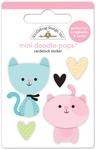 Bitty Kitties Doodlepop - Doodlebug