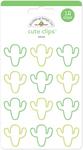 Cactus Cute Clips - Doodlebug