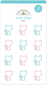 Kittens Cute Clips - Doodlebug