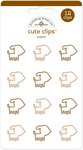 Puppies Cute Clips - Doodlebug