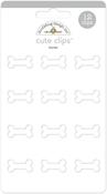 Bones Cute Clips - Doodlebug