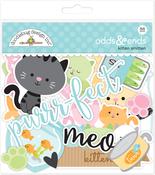 Kitten Smitten Odds & Ends - Doodlebug