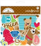 Puppy Love Odds & Ends - Doodlebug