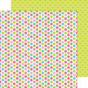 Polka-Dot Party Paper - Fun In The Sun - Doodlebug