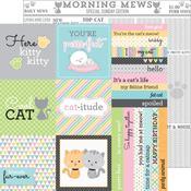 Morning Mews Paper - Kitten Smitten - Doodlebug