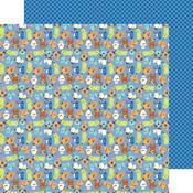 Puppy Pals Paper - Puppy Love - Doodlebug