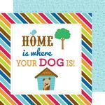 Doggone Cute Paper - Puppy Love - Doodlebug