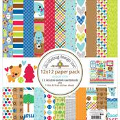 Puppy Love Paper Pack - Doodlebug