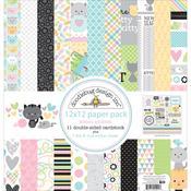 Kitten Smitten Paper Pack - Doodlebug