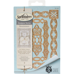 Jeweled Frame - Spellbinders Card Creator Die